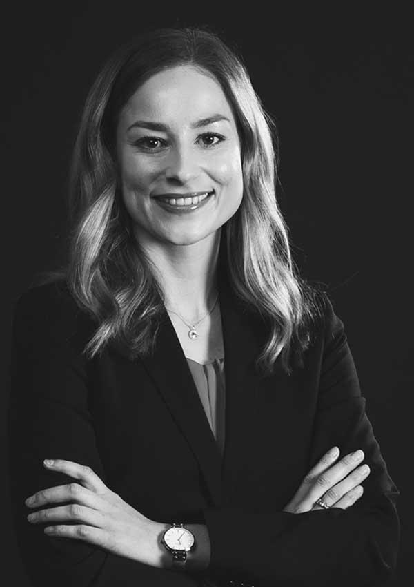 Medarbetare Advokat Jennifer Aronsson Advokaterna i vast